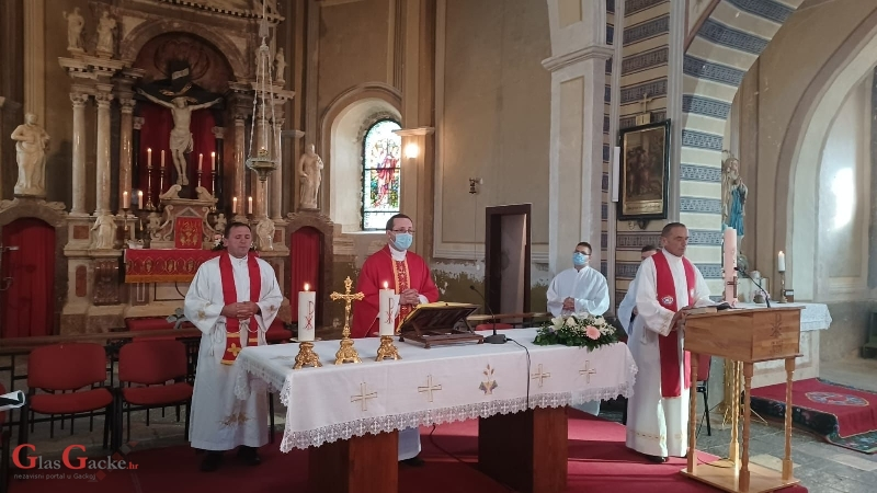 Proslava Uzvišenja Svetog Križa u Perušiću