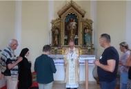 Blagdan sv. Roka proslavljen u Otočcu
