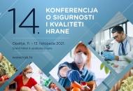 14. konferencija o sigurnosti i kvaliteti hrane