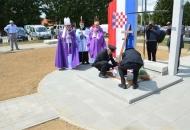 Pokop posmrtnih ostataka žrtava ekshumiranih na području Gospića