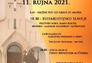 Dan hrvatskih mučenika - 11. rujna