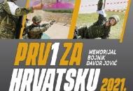 """Natjecanje """"Memorijal bojnik Davor Jović – natjecanje Prvi za Hrvatsku 2021."""""""