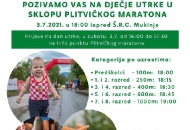 Dječji Plitvički maraton