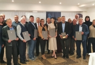 Dodijeljene Zlatne plakete i priznanja za dugogodišnja poslovanja