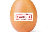"""Priznata druga oznaka iz nacionalnog sustava kvalitete """"Dokazana kvaliteta - Hrvatska"""" za konzumna jaja"""