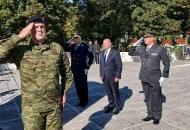 Ministar Medved s obljetnice 133. brigade u Otočcu pozvao na zajedništvo i optimizam