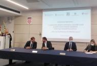 Potpisan ugovor za izgradnju vodoopskrbnog sustava LIČKA JASENICA-RAKOVICA- NP PLITVIČKA JEZERA