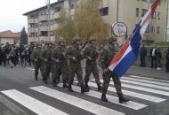 Obilježavanje 30 obljetnice 133.brigade HV Otočac
