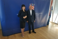 Sastanak gradonačelnika Grada Novalje s ministricom Natašom Tramišak