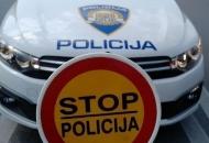Sankcioniran vozač automobila koji je počinio više prekršaja