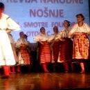 HKUD Željezničar iz Osijeka svojim nastupom sinoć otvorio 21. Smotru folklora Otočac