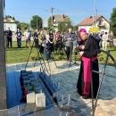 Biskup Bogdan blagoslovio spomenik hrvatskim braniteljima u Josipdolu