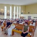 Biskup Križić predvodio slavlje sv. Iva-na Krstitelja i jubileja crkve u Gračacu