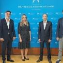 Župan Ličko senjske županije Ernest Petry posjetio Splitsko dalmatinsku županiju