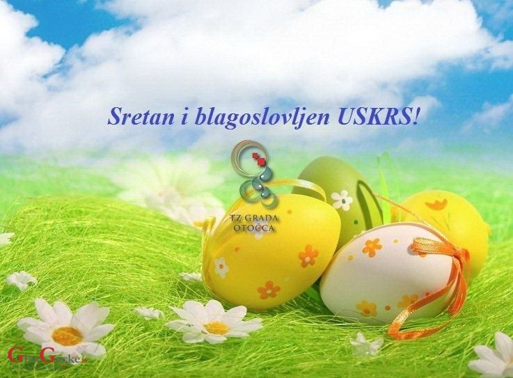 čestitke uskrsne Uskrsne čestitke !, GlasGacke.hr čestitke uskrsne