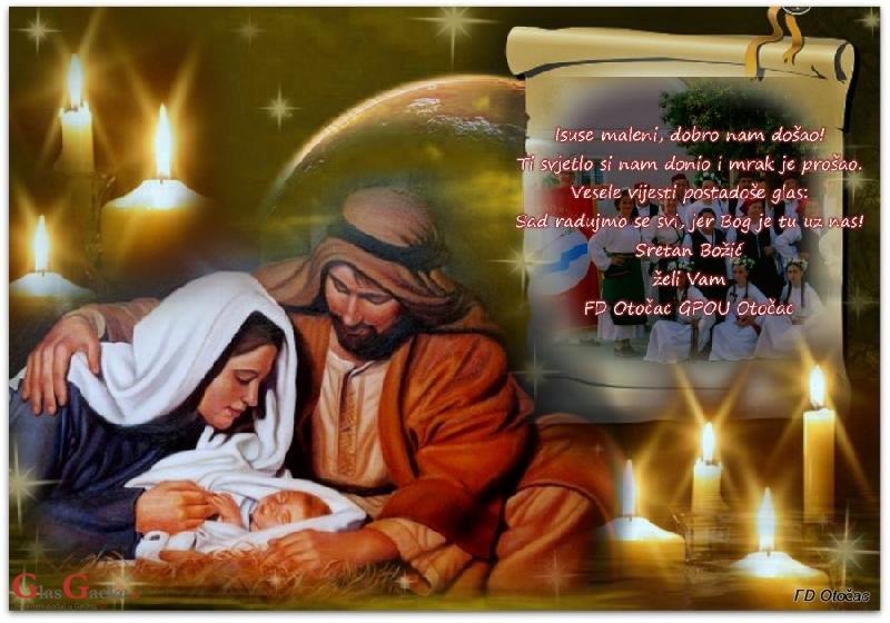 sadržaj čestitke za božić Puno dobrih želja   čestitke za Božić, GlasGacke.hr sadržaj čestitke za božić